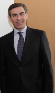 Managing Director Mr. Simone Crolla
