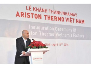 ariston thermo viet nam