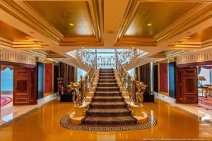 Inside the most expensive Seven-star hotel in Dubai Burj Al Arab 001